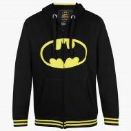 Batman Black Yellow Sweatshirt BM1EFJ732