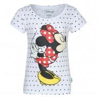 Mickey & Friends White T-Shirt MF0FGT1026