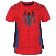 Spiderman Navy Blue Red T-Shirt SM0FBT1218