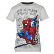 Spiderman Grey T-Shirt SM0FBT712