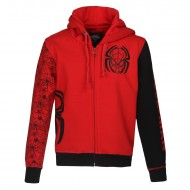 Spiderman Black Red Sweatshirt SM1EHB1277