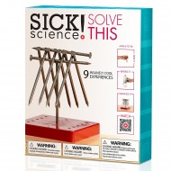 Be Amazing Sick Science Solve This Science Kit