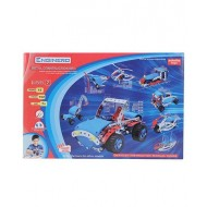 Enginero Metal Construction Set Level 2 152 Pieces