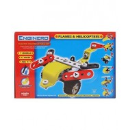 Enginero Plastic Aircraft Construction Set 71 Pieces