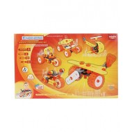 Enginero Plastic Construction Set Level 1 63 Pieces