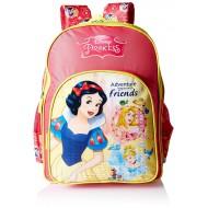Disney Princess Adventure Pink School Bag 16 Inch