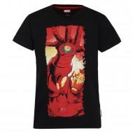 Avengers Black T-Shirt AV0FBT1310