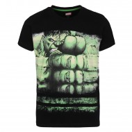 Avengers Black T-Shirt AV0FBT1315