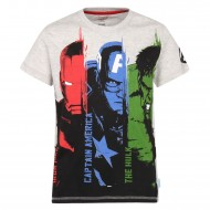 Avengers Off White T-Shirt AV0FBT1317