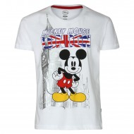 Mickey & Friends White T-Shirt MF0FBT1494