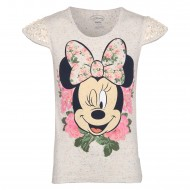 Mickey & Friends Off White T-Shirt MF0FGT1025