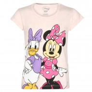 Mickey & Friends Pink T-Shirt MF1EGT528