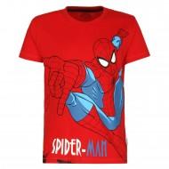 Amazing Spiderman Red T-Shirt SM0FBT702