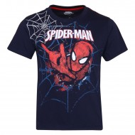 Spiderman Blue T-Shirt SM0FBT709