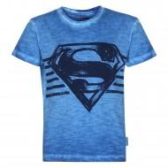 Superman Blue T-Shirt SP0FBT941