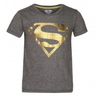 Superman Grey T-Shirt SP1EBT2986