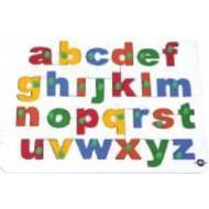 Wood O Plast Alphabet Tray English Lower Case