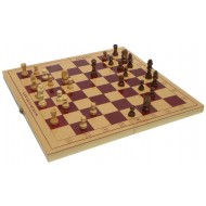 Wood O Plast Chess Box 12