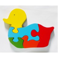 Wood O Plast Jigsaw Duck Puzzle
