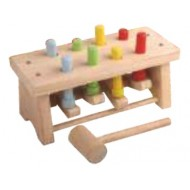 Meraki Wooden Pounding Bench
