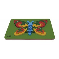 Meraki Butterfly Puzzle with ABC