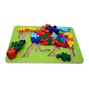 Meraki Horse Puzzle ABC