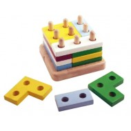 Meraki Stacking Puzzle
