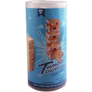 Wood O Plast Tumble Tower Classic 54 Tiles