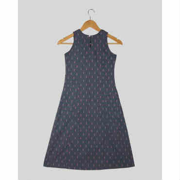 Silverthread Shift Dress