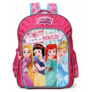 Disney I am Princess School Bag 14 inch