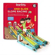 Smartivity Hop And Slide Slope Racing