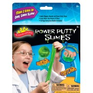 Scientific Explorer Power Putty Slimes Kit