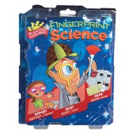 Scientific Explorer Fingerprint Science Kit