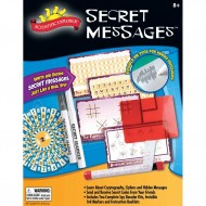 Scientific Explorer Secret Messages Kit