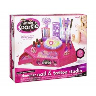 Cra Z Art Shimmer n Sparkle Nail And Tattoo Studio