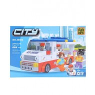 Fun Blox City Blocks 274 Pieces