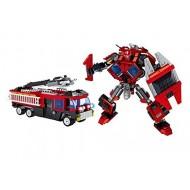 Fun Blox 2 in 1 Transformer Block Set 429 Pieces