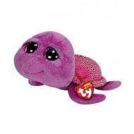 Jungly World Beanie Boo Slowpoke Turtle Purple 6inch