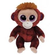 Jungly World Beanie Boo Boris Monkey 6 inch