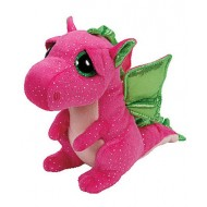 Jungly World Beanie Boo Darla the Dragon 6 inch
