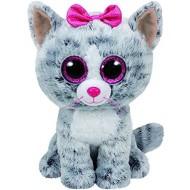 Jungly World Beanie Boo Kiki the Cat 6 inch