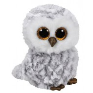 Jungly World Beanie Boo Owlette the Owl 6 inch