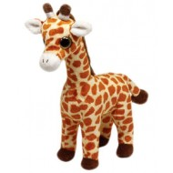 Jungly World Beanie Babies Topper Giraffe 6 inch