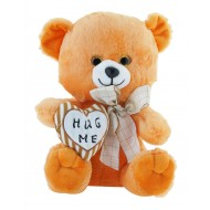 Jungly World Grizzly Teddy Bear Brown 10 inch