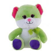 Jungly World My SweeJungly World Teddy Bear Purple 10 inch