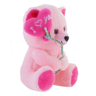 Jungly World I Love You Teddy Bear 10inch