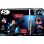 Uncle Milton Color Changing Lightsaber Room Light