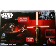 Uncle Milton Kylo Ren Lightsaber Room Light