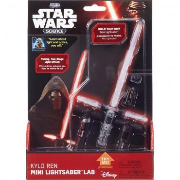 Uncle Milton Kylo Ren Mini Lightsaber Lab