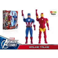 Avengers Figure Walkie Talkies